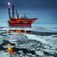 Бурение на арктическом шельфе