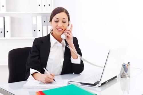 Быть секретарем – целое искусство